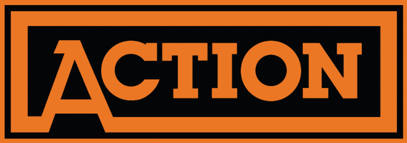 Action Fabrication logo