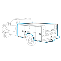Service Body at Duval Commercial Vehicle Solutions in Northern Florida