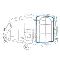 Secure Transport Van