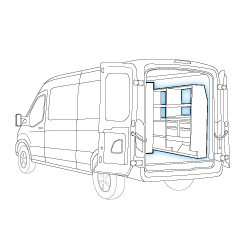 Van upfits at Duval Commercial Vehicle Solutions