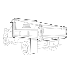 Dump Bodies at Duval Commercial Vehicle Solutions in Northern Florida