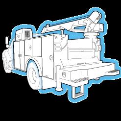 Mechanics Truck